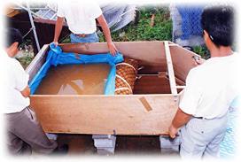 バイオログフィルター・バイオログ 水辺緑化・ファインピート・ダストッパーの販売
